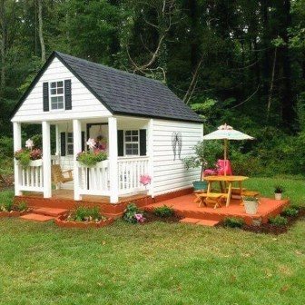Wonderful Diy Playground Project Ideas For Backyard Landscaping43