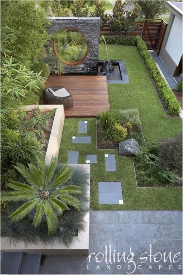 Attractive Small Backyard Design Ideas On A Budget24