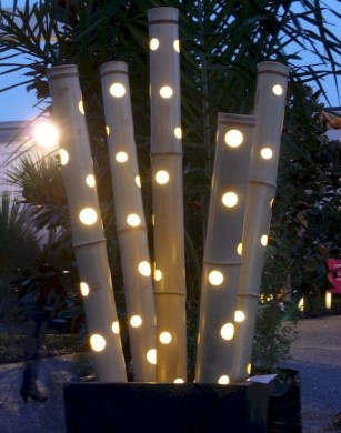 Beautiful Light Design Ideas For Garden29