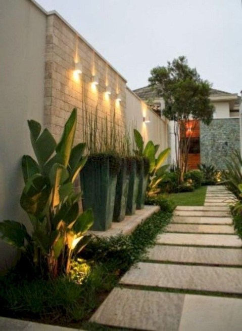 Beautiful Light Design Ideas For Garden31