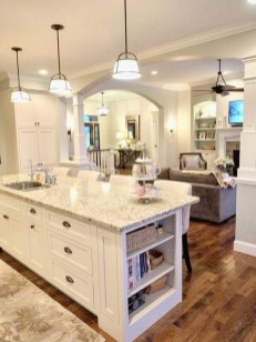 Captivating White Cabinets Design Ideas For Kitchen10