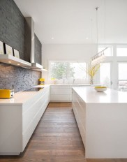Captivating White Cabinets Design Ideas For Kitchen17