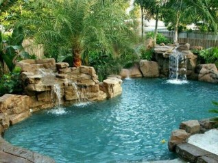Comfy Mediterranean Swimming Pool Designs Ideas17