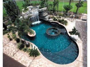 Comfy Mediterranean Swimming Pool Designs Ideas23