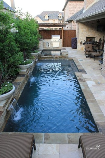 Comfy Mediterranean Swimming Pool Designs Ideas31