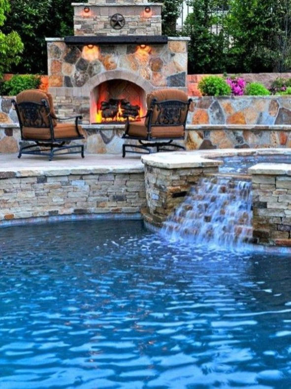 Comfy Mediterranean Swimming Pool Designs Ideas34