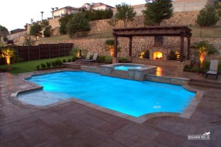 Comfy Mediterranean Swimming Pool Designs Ideas36