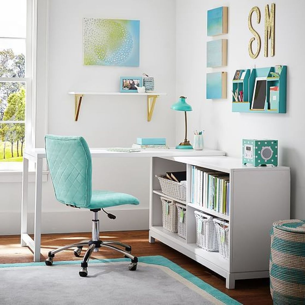 20+ Cute Study Room Ideas For Teens