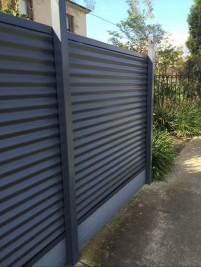 Inspiring Privacy Fence Ideas21
