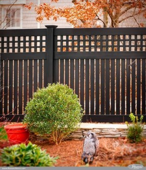 Inspiring Privacy Fence Ideas24