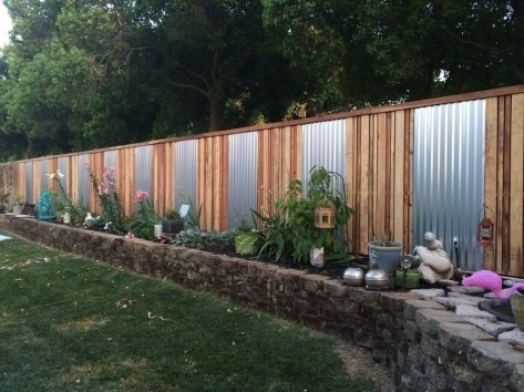 Inspiring Privacy Fence Ideas29