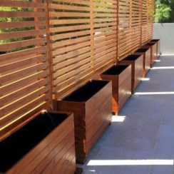 Inspiring Privacy Fence Ideas36