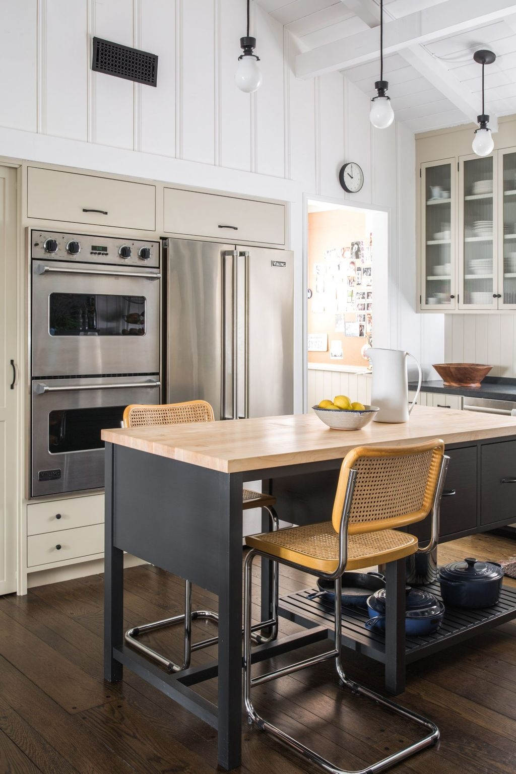 Relaxing Midcentury Decorating Ideas For Kitchen28