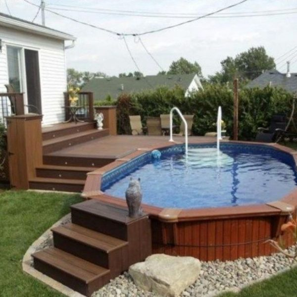 Affordable Ground Pool Landscaping Ideas02