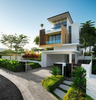 Creative Contemporary Design Ideas For Home Exterior02