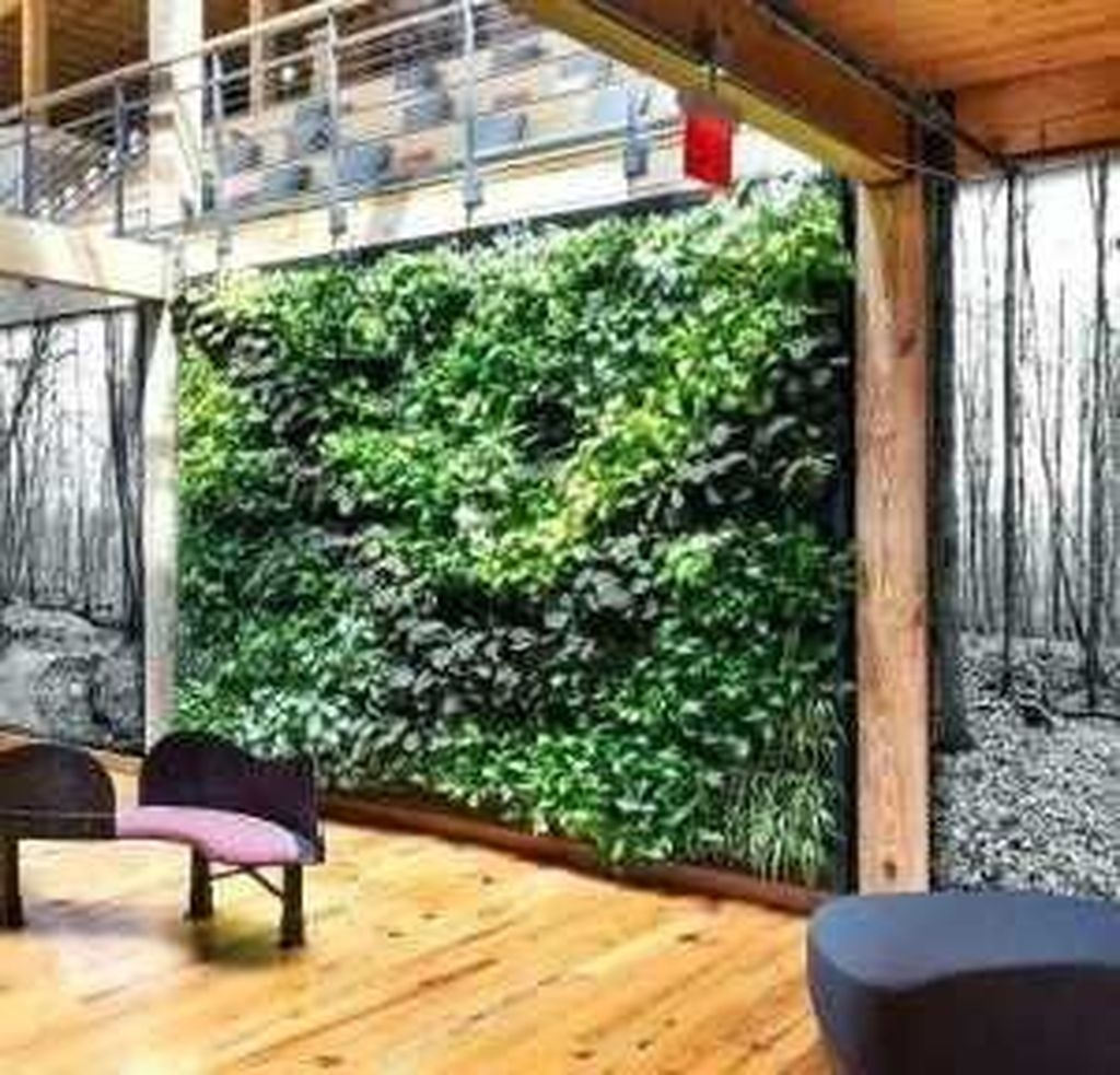 Cute Living Wall Décor Ideas For Indoor And Outdoor32