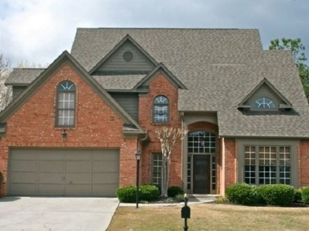 Elegant Brick Exterior Designs Ideas33