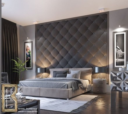 Fancy Bedroom Design Ideas To Get Quality Sleep32