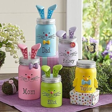 Fascinating Easter Holiday Decoration Ideas For Home16
