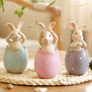 Fascinating Easter Holiday Decoration Ideas For Home30
