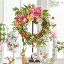 Fascinating Easter Holiday Decoration Ideas For Home34