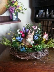 Fascinating Easter Holiday Decoration Ideas For Home38