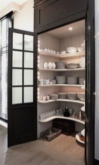 Luxury Kitchen Storage Ideas To Save Your Space31