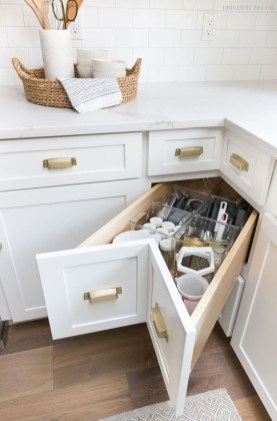 Luxury Kitchen Storage Ideas To Save Your Space34