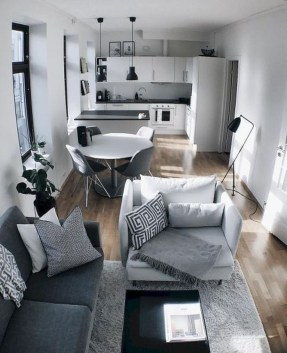 Perfect Apartment Living Room Decor Ideas On A Budget08