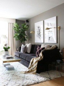 Perfect Apartment Living Room Decor Ideas On A Budget20