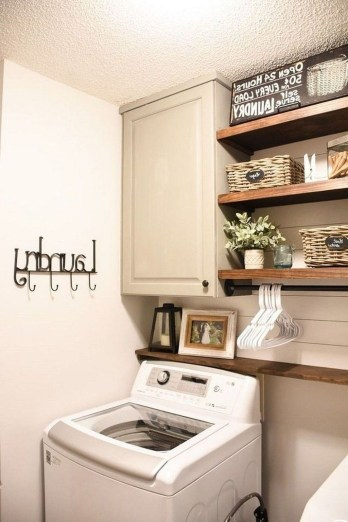 Popular Farmhouse Laundry Room Design Ideas03