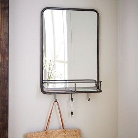 Relaxing Mirror Designs Ideas For Hallway28