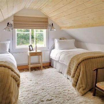 Unusual Attic Room Design Ideas01