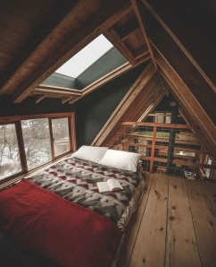 Unusual Attic Room Design Ideas06
