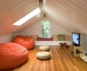 Unusual Attic Room Design Ideas23