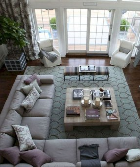 Affordable Family Room Décor Ideas For Your Family08