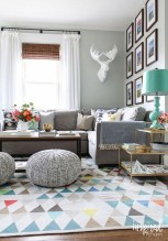 Affordable Family Room Décor Ideas For Your Family19