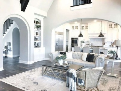 Affordable Family Room Décor Ideas For Your Family31