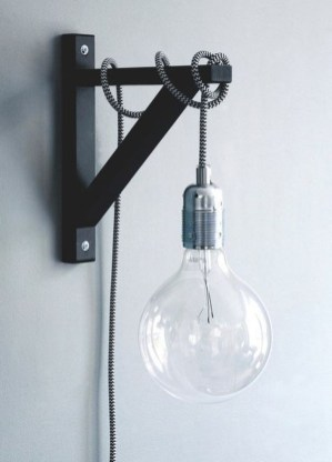 Captivating Diy Lighting Ideas For Small Apartment07