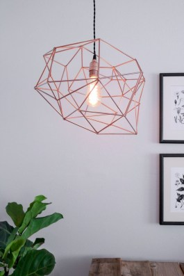 Captivating Diy Lighting Ideas For Small Apartment39