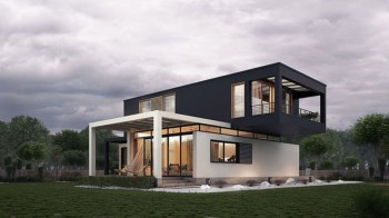 30+ Charming Minimalist House Plan Ideas That You Can Make Inspiration