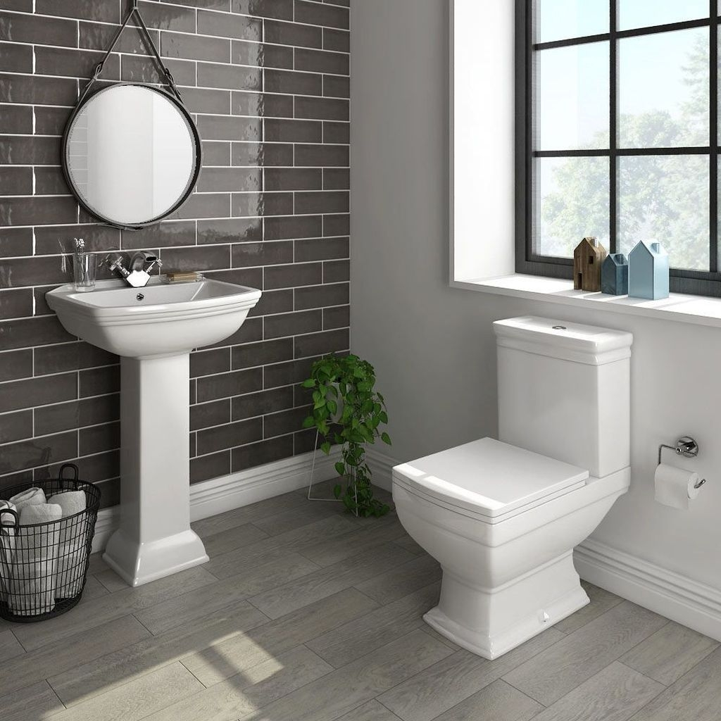 Charming Traditional Bathroom Decoration Ideas Just Like This09