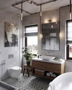 Classy Bathroom Décor Ideas14