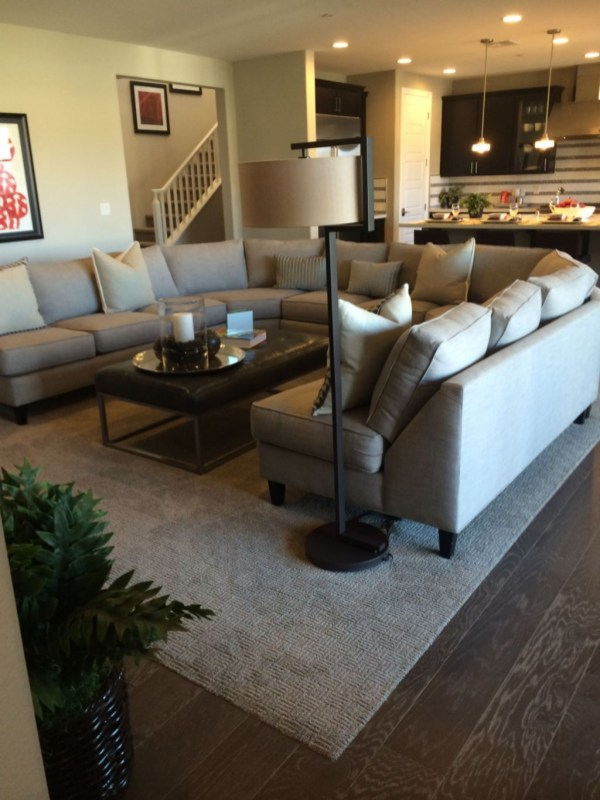 Comfortable Sutton U Shaped Sectional Ideas For Living Room07
