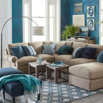 Comfortable Sutton U Shaped Sectional Ideas For Living Room20