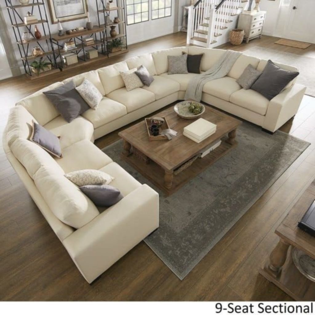 30+ Comfortable Sutton U Shaped Sectional Ideas For Living ...