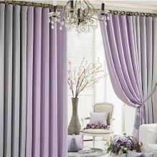 Cool Curtain Ideas For Living Room09