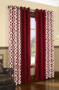 Cool Curtain Ideas For Living Room26
