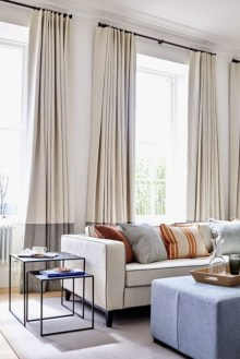 Cool Curtain Ideas For Living Room28