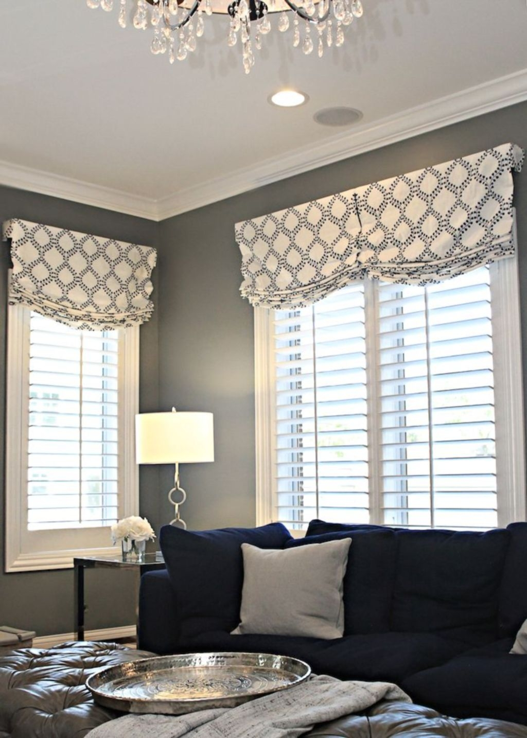 Cool Curtain Ideas For Living Room37